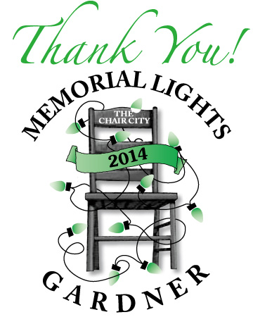 Thank you for your donation to the Gardner Square Two Memorial Lights Campaign
